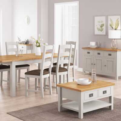 Bowness Grey Painted Collection